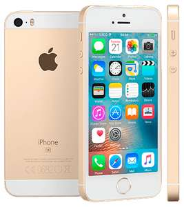 iPhone SE from £12.50 p/m 36 months 500MB data, 5000 minutes & 5000 texts £450 @ Tesco mobile