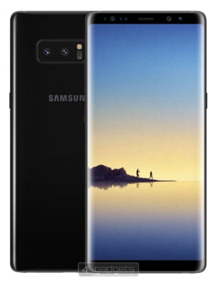 Samsung Galaxy Note 8 Black Good Condition + Free Santa Hat + Free Treat - £319.99 @ 4GADGETS