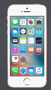 9ac78c10914 iPhone SE only £126 + £9 per month 12 months - 5000 minutes and