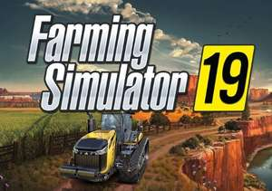 Farming Simulator 19 (Non Steam / Giants Version) £20.09 with code @ Gamivo