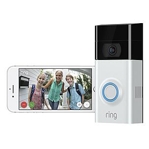 Ring 2 Video Doorbell £129.99 @ Clas Ohlson