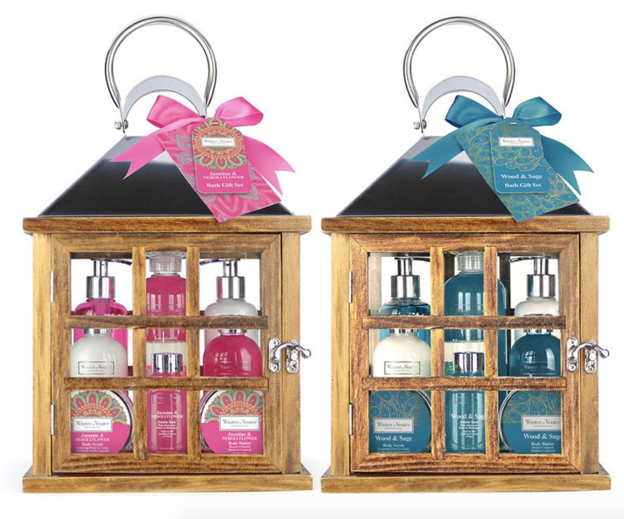 Winter in Venice Lantern Bath Gift Set - £20.38 @ Costco