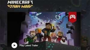 Minecraft Story Mode is now available on Netflix (Interactive)