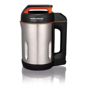 Morphy Richards 501022 Soup Maker with Keep Warm Function and Clean Mode £43.99 Amazon