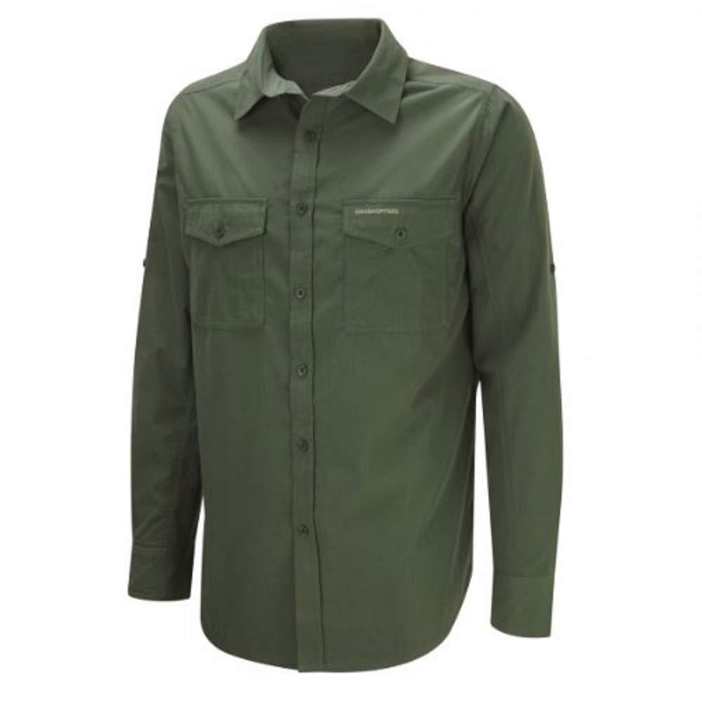 Craghoppers Kiwi Men's Long Sleeved Shirt - Various sizes/colours £12.99 (Prime) / £17.48 (non Prime) at Amazon - free del on 5th