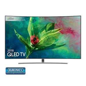 Samsung QE55Q8CNA QLED TV for £1,199 at PRC Direct includes free S9+ mobile