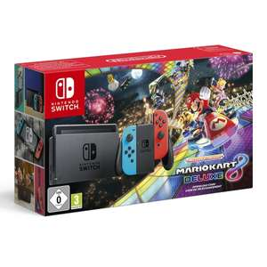 Nintendo switch Mario kart bundle + legend of zelda:breath of the wild for £310 instore at Smyths toy shop