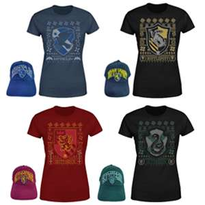 Harry Potter T-Shirt & Cap £10.98 Delivered  @ Zavvi [Men's, Women's & Kid's Sizes]