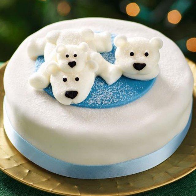 Morrisons Free From Christmas Cake/ Sponge / Pudding / Yule Log Any 2 for £10