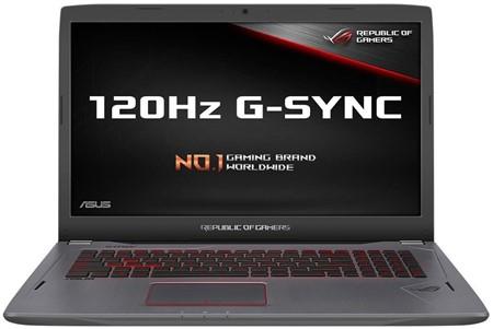 ASUS ROG STRIX GL702VS-BA175T Gaming Laptop; i7 7700HQ, 120hz Screen, G Sync, GTX 1070 8GB, 256GB SSD, 24GB DDR4 RAM - £1399 @ Box