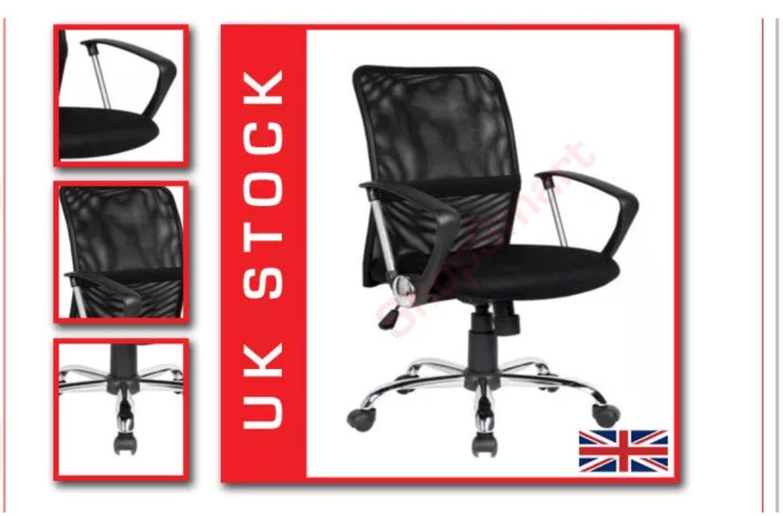 Cheap computer chair on clearance - £24.99 shop_smart10 Ebay