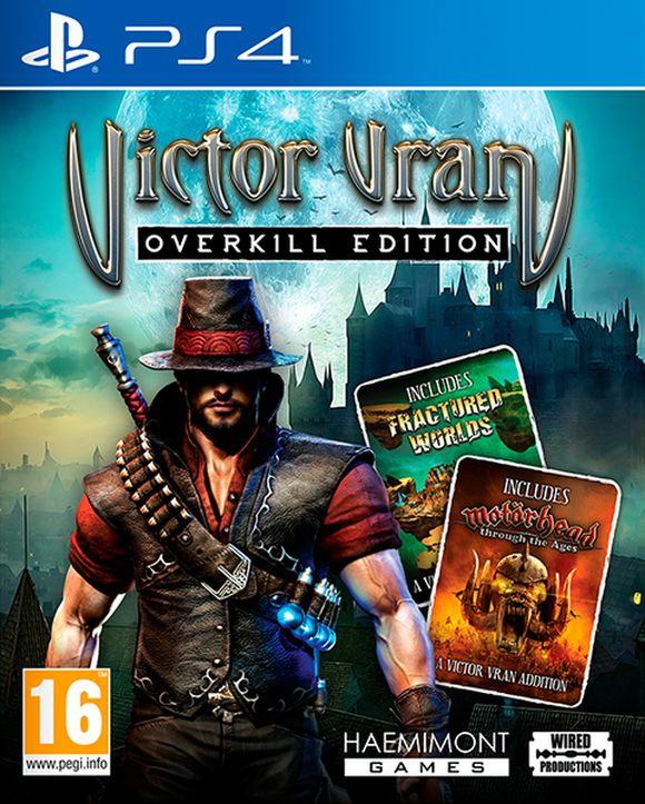 Victor Vran: Overkill Edition (PS4) for £16.63 delivered @ Coolshop