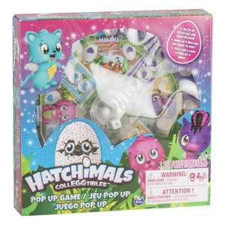 Hatchimals Colleggtibles Pop-Up Game at the Range - £3.99