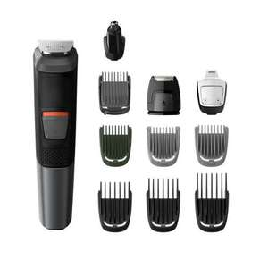 Philips 11 tools 11-in-1, Face, Hair and Body Multi-Groomer for £24 W/C Delivered @ Philips UK