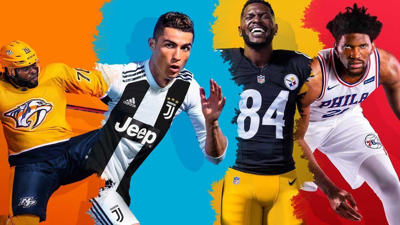 EA Sports 19 Bundle with FIFA 19, Madden NFL 19, NBA Live 19 and NHL 19 PS4 £74.90 at PlayStation PSN Store Canada