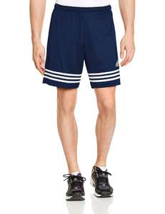 adidas Mens Entrada 14 climalite Training Shorts @ Amazon £2.65 Prime £7.14 Non Prime.Free Delivery With Code Until 05/12