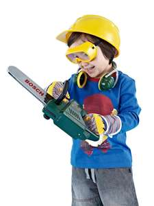 Bosch Toy Chainsaw, Helmet, Ear Defenders and Work Gloves £22.99 @ Very