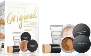 bareMinerals Original Foundation Get Started Kit (Available in Multiple Shades) - £12.50 (Was £25) @ LookFantastic | Free Delivery