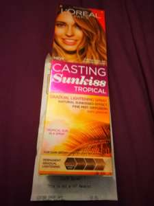 L'Oreal Casting Sunkiss Tropical gradual lightening spray 60p instore @ Superdrug (Witham)
