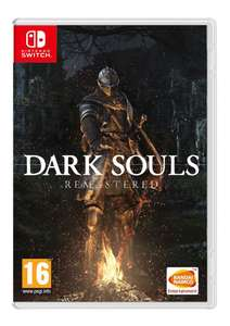 Dark Souls Remastered - Nintendo Switch - Simply Games - £21.85