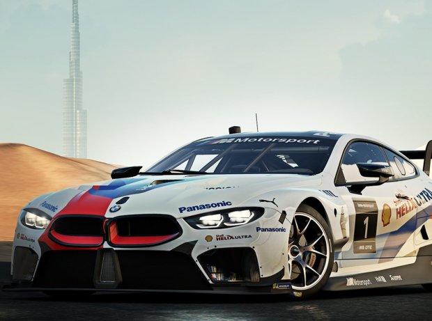 Forza Motorsport 7 - 2018 BMW #1 BMW M Motorsport M8 GTE - Free @ Microsoft Store