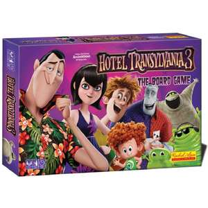 Hotel Transylvania 3 The Board Game @ Ebay Sold By The Works £11 Delivered.