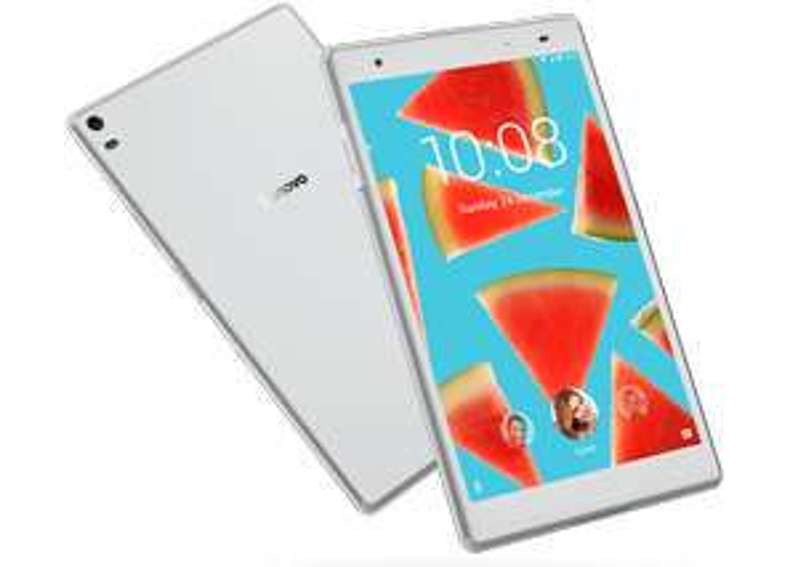 Lenovo TAB 4 8 Plus Full HD IPS Tablet - (Sparkling White) (Qualcomm MSM8953 2 GHz, 3 GB RAM) - £129.99 @ Lenovo (Plus 6% Quidco)
