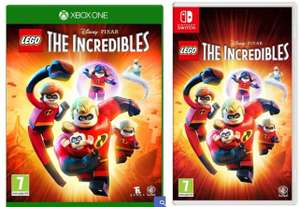LEGO The Incredibles (Nintendo Switch)/XBox for £19.99 Delivered @ Mymemory