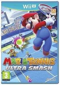 Mario Tennis Ultra Smash Nintendo Wii U, £8.99 at argos/ebay