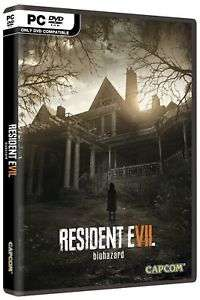 Resident Evil 7 PC Game, £9.99 at Argos/ebay
