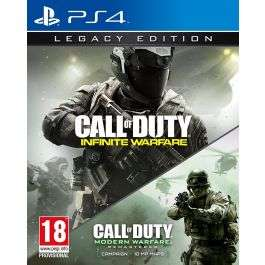 Call of Duty Infinite Warfare: Legacy Edition (PS4) £8.99 Go2Games