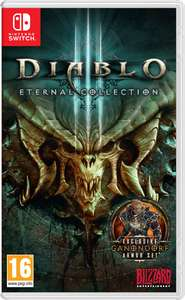Diablo 3 £34.99 on the Nintendo e-store