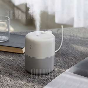 Flash Sale - Xiaomi youpin VH Diffuse Desktop USB Humidifier - GRAY £11.17 Gearbest