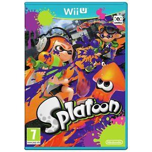 Splatoon Wii U £19.99 ebay/Argos