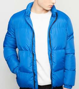 Mens Funnel Neck Puffer Jacket £22.49 @ New Look - free c&c