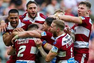 1 Adult + 1 Child Ticket to Wigan Warriors vs Sydney Roosters on 17th Feb 2019 at DW Stadium was £33 now £20 (2 Adults £33) via Wowcher