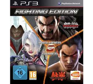 Fighting Edition PS3 Game - £18.99 delivered @ Argos