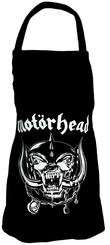 Motorhead warpig apron - £13.45 (Prime) £17.94 (Non Prime) @ Amazon
