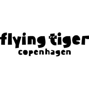 Flying Tiger of Copenhagen £1 Xmas items in store - Canary Wharf