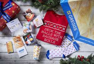 Greggs STOCKING fillers revealed - Christmas jumper, phone case and socks on sale NOW Starting from £3
