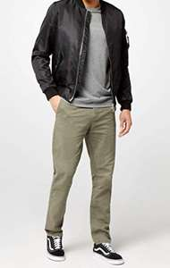 Lower East Men's Chino Trouser - Leg Size 32 & 34 - £8.48 Prime & up to £18.63 Non-Prime at Amazon