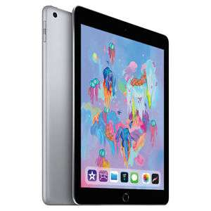 Apple iPad 9.7 Inch WiFi 32GB - Space Grey (2018) £254.99 with code @ Portus Digital / eBay (Selected users only)