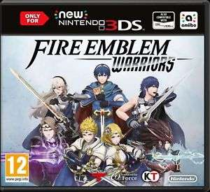 New Nintendo 2DS/3DS - Fire Emblem Warriors £11.99 Delivered @ Argos Ebay