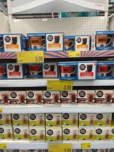 Nescafe Dolce Gusto Americano coffee pods with free mug - £3.99 @ B&M