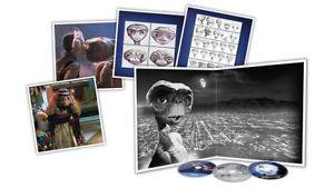 E.T. The Extra-Terrestrial 4K Ultra HD Big Sleeve Edition - £14.50 @ Tesco eBay