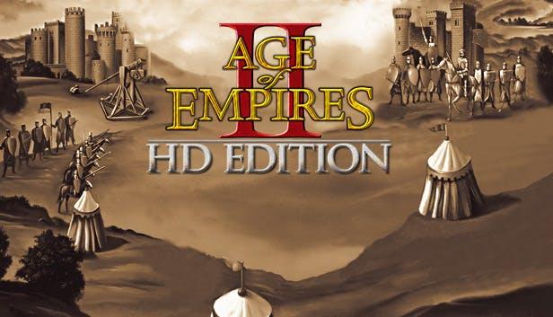 AGE OF EMPIRES II: HD EDITION £2.99, AOE III Complete Edition £7.49 @ HumbleBundle