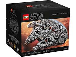 40% off at the Lego shop with code (Working on ALL items) e.g. Millenium Falcon £389.99