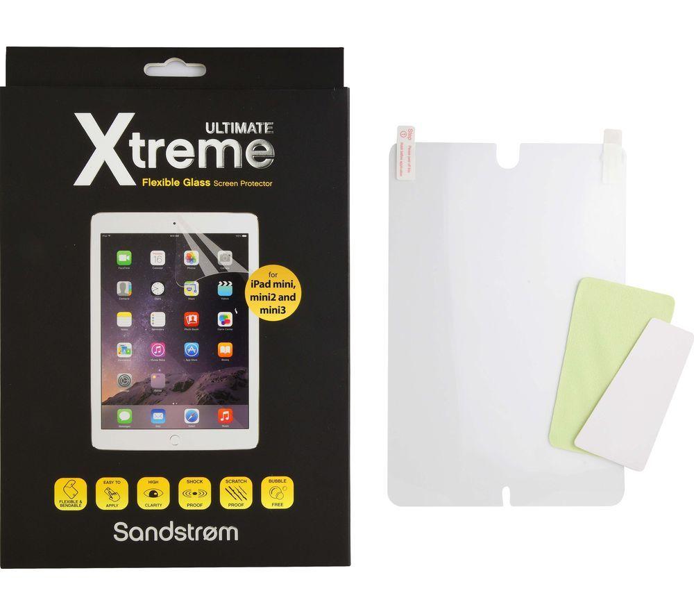 SANDSTROM iPad Mini 3 Screen Protector 97p @ Currys