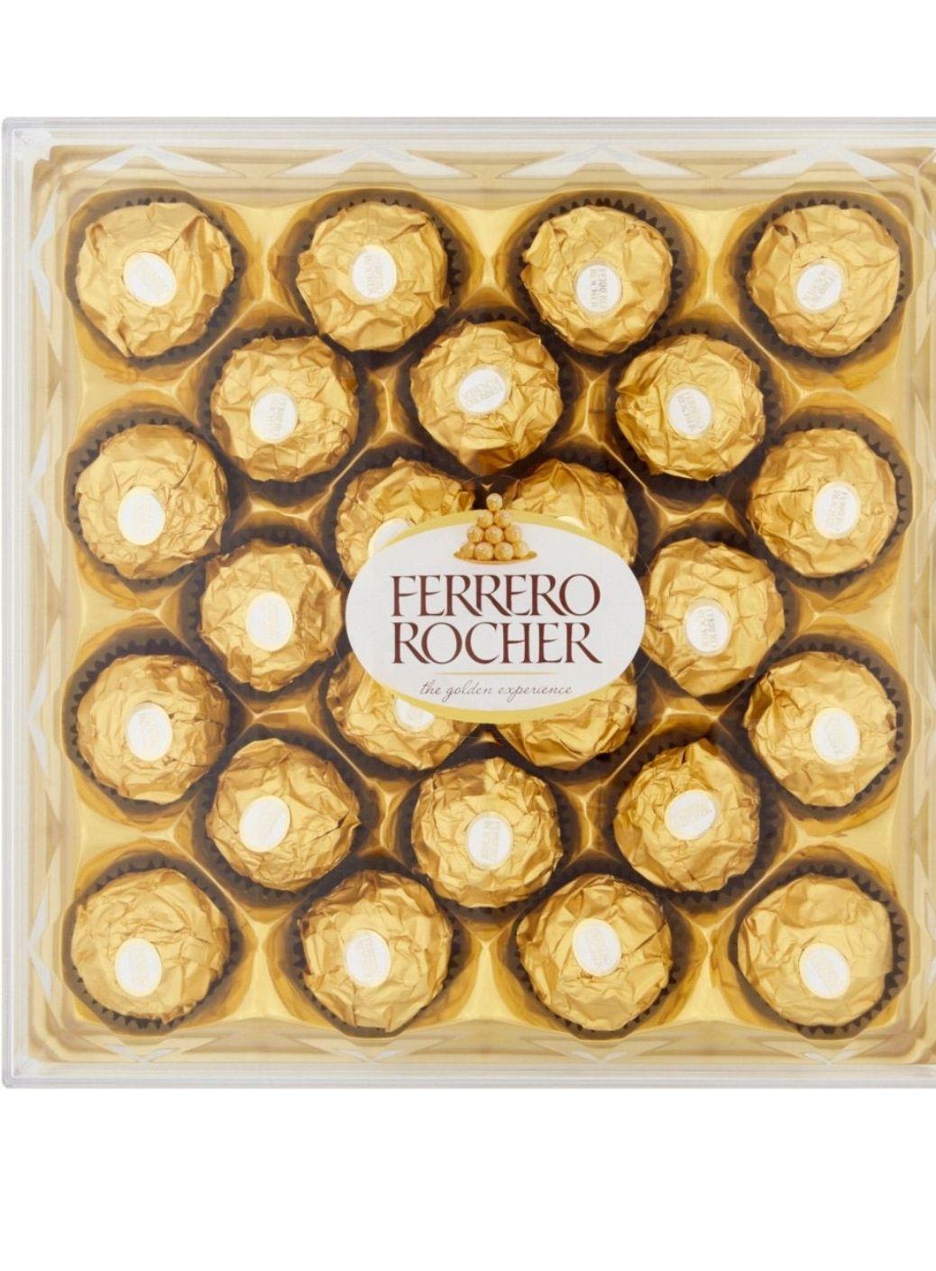 Ferrero Rocher Box of 24 £5 instore @ Nisa Local