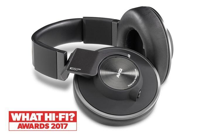 AKG K550 MK3 Over Ear Closed Back Headphones £99.95 @ Richer Sounds